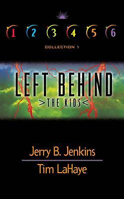 Left Behind: Books 1-6 by Tim LaHaye Boxed Set Book (English)