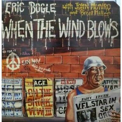 ERIC BOGLE AND JOHN MUNRO When The Wind Blows LP VINYL US Flying Fish 1984 10