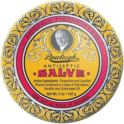 Rawleigh Antiseptic Skin Balm and Salve