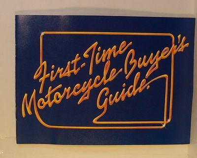 1980's Lot (25) Books SUZUKI First Time Motorcycle Buyer's Guide MORT DRUCKER?