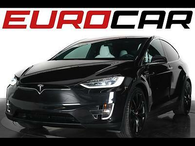 2016 Tesla Model X P90D 2016 Tesla Model X P90D SUV - Safest SUV In Production, Carbon Fiber Upgrade