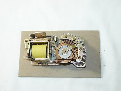 C.P. Clare Type 211 Rotary Stepping Switch Q-8847 NOS