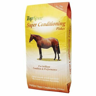TOPSPEC SUPER CONDITIONING FLAKES 20KG  horse / pony FEED