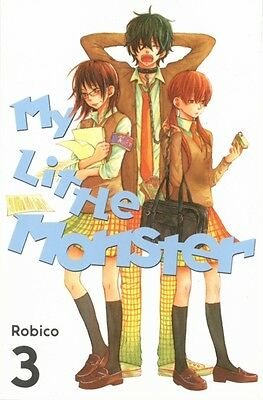 My Little Monster 3 (Paperback), Robico, 9781612625997