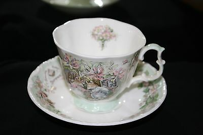 Royal Doulton Brambly Hedge Tea Cup and Saucer....Summer