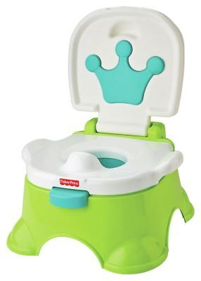 Fisher-Price Royal Potty. From the Official Argos Shop on ebay