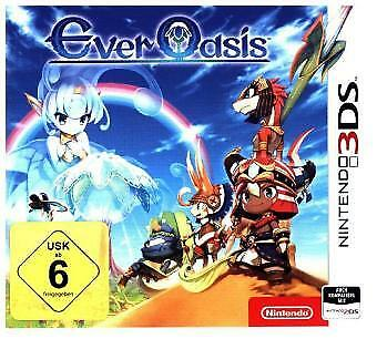 Nintendo 3DS Ever Oasis NEW