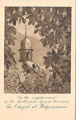 Walporzheim - Chapel - Unused Postcard