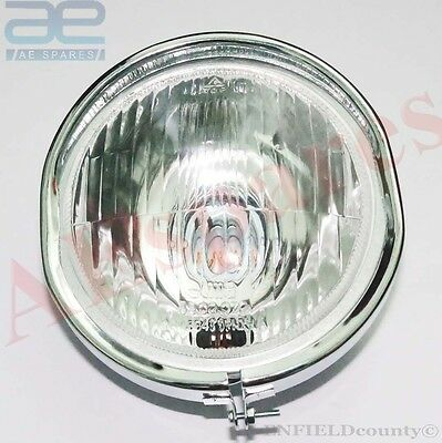 Vespa Head Light Lamp Unit With Holder Super 125 Gt Gtr Primavera Et3  @aus