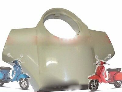 Vespa Px Lml Star Stella Head Set Handlebar Top Cover For Disc Brake  @cad