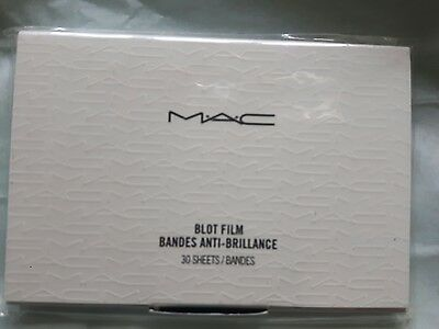 MAC - Facial Oil Blotting Paper (Brand new, original packaging)