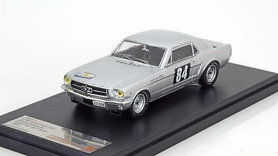 1:43 PremiumX Ford Mustang #84, Rally France Greder/Delalante 1964