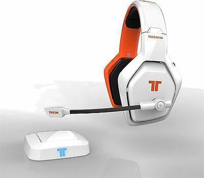 Tritton KATANA Wireless 7.1 HD Universal Gaming Headset - TRI909770001/02/1