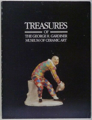 Gardiner Museum Toronto- Antique Pottery and Porcelain Collection Catalog