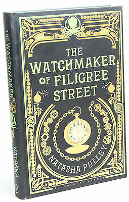 The Watchmaker of Filigree Street, Natasha Pulley SIGNED & NUMBERED 1st EDITION