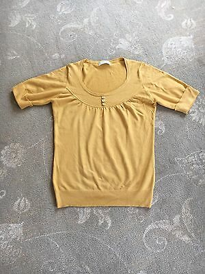 Short Sleeve Jumper From M&S. Sz 12