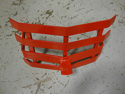 New 8N 9N 2N Ford Tractor Front Bumper Painted Red!!