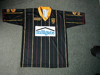 Vintage Huddersfield R.L.F.C. Millgate Extra Large Mens Rugby League Shirt