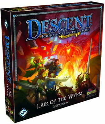 Descent Second Edition: Lair of the Wyrm (New)