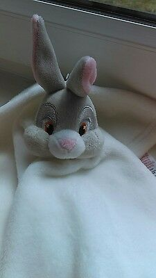 Brand New With Tags Disney Bambi  Baby Thumper Soft Comforter Primark White