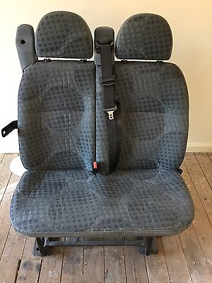 Ford Transit Rear Double Seat