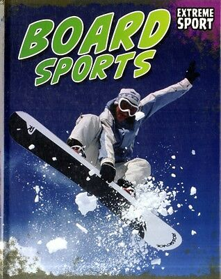 Board Sport (Extreme Sport) (Hardcover), Hurley, Michael, 9781406226928