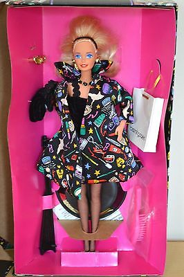 1994 Bloomingdale's Limited Edition Nicole Miller SAVVY SHOPPER BARBIE