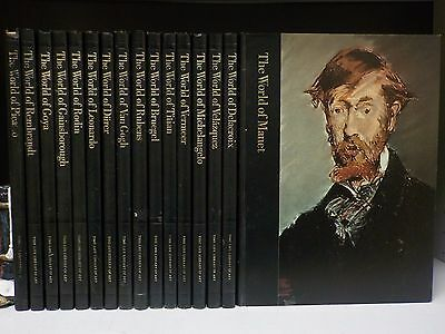 Time Life - Library Of Art - 16 Books Collection! (ID:48081)