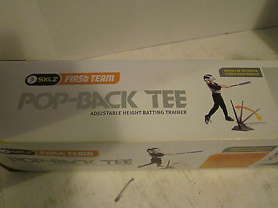 Pop-Back Tee by sklz first team New in Box/Great Price$$