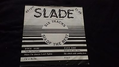 "SLADE - Six Of The Best EP - 12"" Vinyl Single *Picture Cover*"