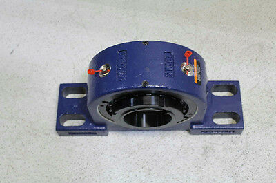 "Timken TAPH17K215S Tapered Adapter 2-15/16"" Dia. Four-Bolt Pillow Block"