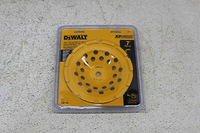 DeWalt DW4771 7in. Single Row Diamond Cup Wheel