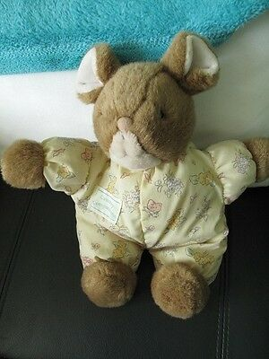 country companions soft toy mouse gordon fraser 1991 from boots