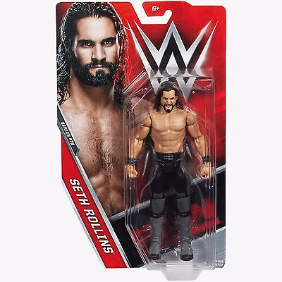 WWE Basic Action Figure Series 73 - Seth Rollins *BRAND NEW*