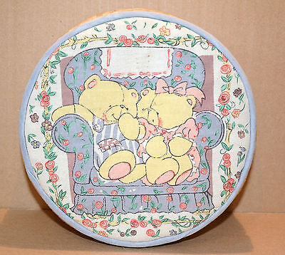 Forever Friends 1992 Andrew Brownsworth Collection Basket Needle Sewing Crafts