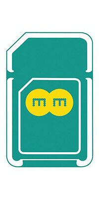 EE International Triple PAYG Sim Card