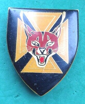 7 SOUTH AFRICAN INFANTRY BATTALION FLASH / BADGE - SWATF / SADF africa