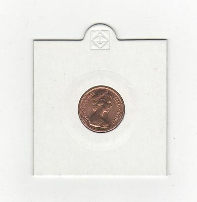 UNC Mint Halfpence coin 1983 (Last year mintage for circulation)