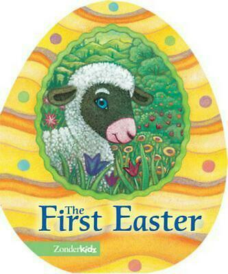 The First Easter by Jesslyn DeBoer (English) Board Books Book Free Shipping!