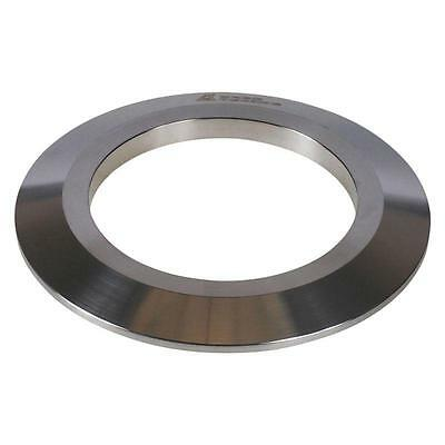 End Cap | Tri Clamp/Clover 4 inch w/ 3 Weld Cutout - Sanitary SS304 (2 Pack)