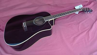 Ibanez PF15ECE-BK Performance Series ACOUSTIC ELECTRIC GUITAR SPRUCE TOP BLACK