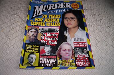 True Crime May 2017
