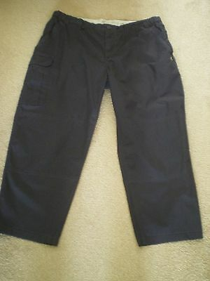 Mens Navy Craghoppers Trousers Size 42 S