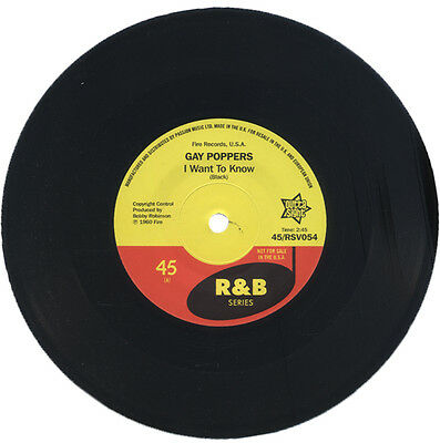 """Gay Poppers  """"i Want To Know""""    R&b Classic"""