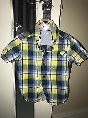 Checked Shirt 18-24 Months