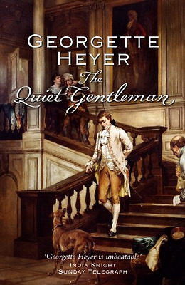 The Quiet Gentleman - Paperback NEW Heyer, Georgett 2005-10-06