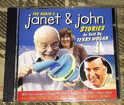 Radio 2 Janet & John Stories As Told By Terry Wogan Cd