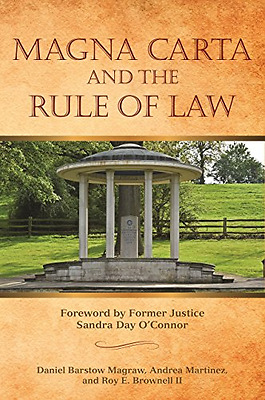 Magna Carta and the Rule of Law - Paperback NEW Daniel Barstow  2015-06-07