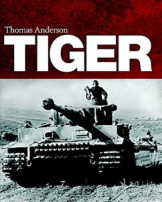 Tiger - Hardcover NEW Thomas Anderson 2013-07-26