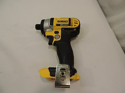 Dewalt Cordless 1/4 Impact Drill ,( Bare Tool Only )  Model # Dcf885 ^^